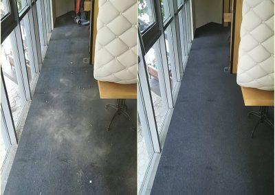 Почистване на Мокет преди и след