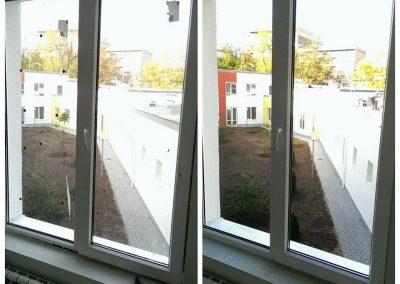 Почистване на ЦДГ Прозорци преди и след